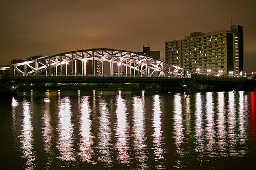 Shirahige Bridge | by spiraldelight
