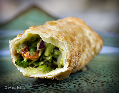 eggroll2wm | by Elissa @ 17 and Baking