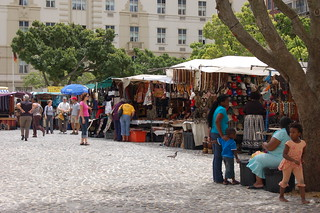 Visiting Green Market Square - Cape Town, South Africa | by Urban Adventures