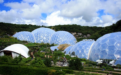 Eden Project | by IstvanMiskolczi