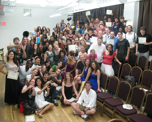 2010 Summer Conservatory Graduation Ceremony | by Stella Adler
