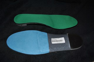 My orthotic shoe inserts | by dmuth