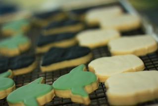 Star Wars - Sugar Cookies | by betsyweber