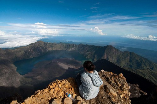 Climbing Journal Mount Rinjani package