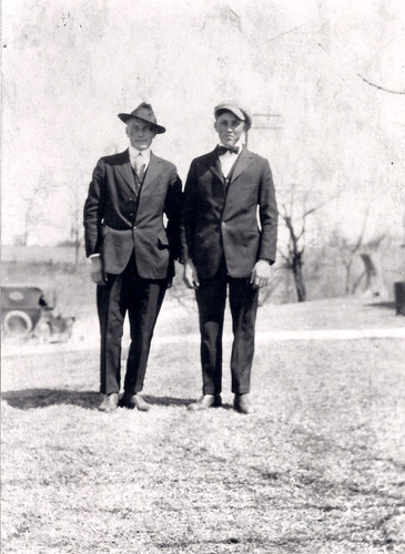 Matt and Hank Busch | by Kimberly-Little Chute Public Library