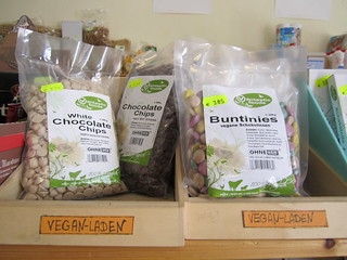 Vegan Chocolate Chips and Smarties | by veganbackpacker