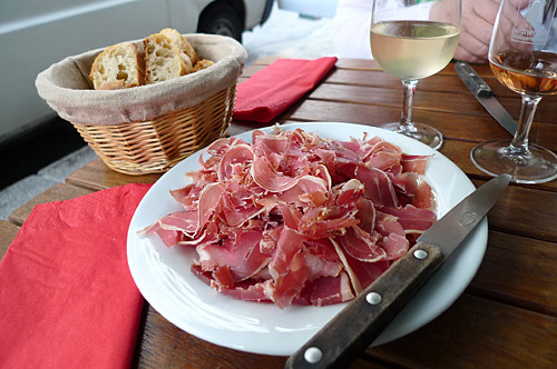 sliced jambon | by David Lebovitz