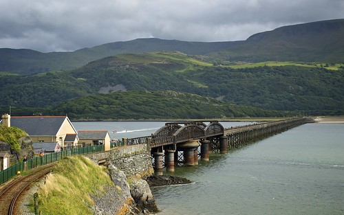 Last Look At Barmouth Bridge | by Stuart Herbert