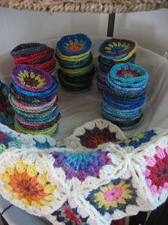 Crocheted circles! | by tanislavallee