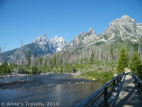 String Lake Trail, Grand Teton National Park, Wyoming