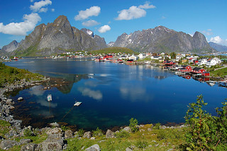 Norway - Reine, Lofoten | by melenama