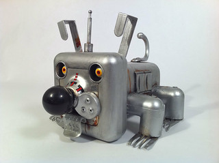 Sparky the Robot Dog | by Sauerworks