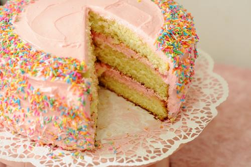 Pink Magnolia Cake Recipe
