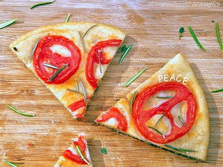 Tomato and Rosemary Focaccia Bread | by CinnamonKitchn