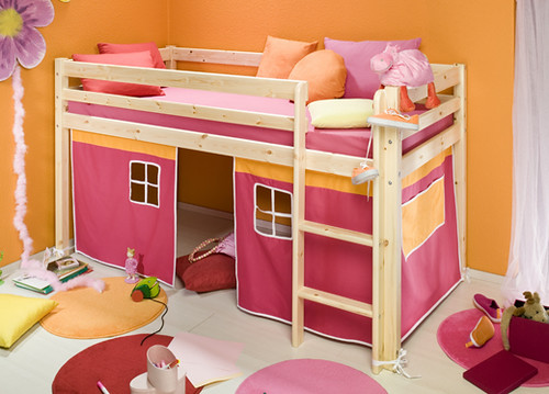 Wood Bunk Bed Plans Easy