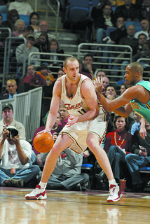 Z Posts Up | by Cavs History