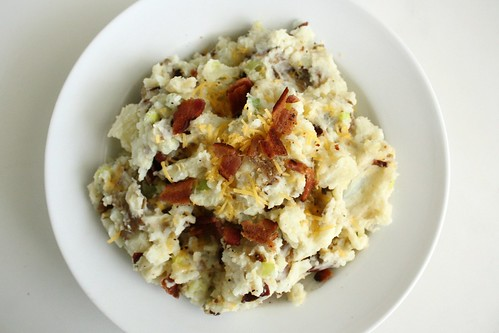 Restaurant Style Smashed Potatoes | Flickr - Photo Sharing!