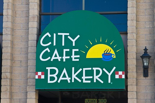 City Cafe Bakery | by ScottSchrantz