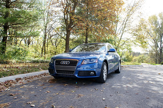 Audi A4 2009 Avant | by brent flanders