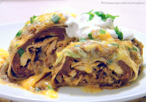 Chi-Chi's Chicken Chimichangas with Mexi-sauce | by CinnamonKitchn