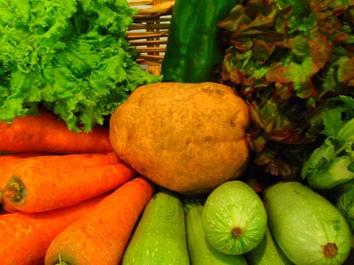 """Verduras.""""Gran Canaria, Un Mercado Único"""""""
