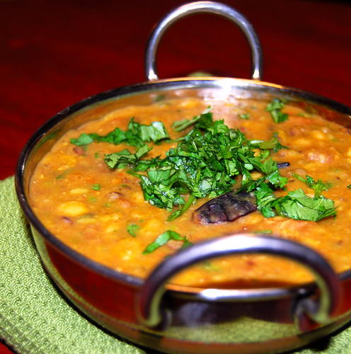 Five-lentil Rajasthani Curry | by vaishy67