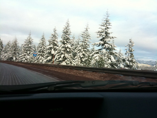 On the road again: Siskiyou pass from CA into OR | by hizknits