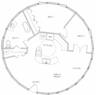 Round House Cabin Plans additionally Floor Plans together with Yurts Gers Living In The Round moreover 4797263697 additionally Round House. on yurt home plans