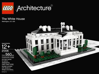 LEGO Architecture 21006 White House | by fbtb