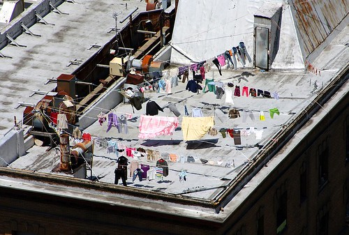 Rooftop Laundry | by SulliStyle