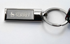 University of Surrey key fob