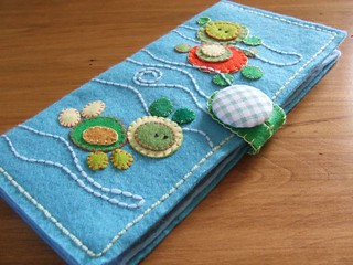 Felt Needle and Hook Book | by michele made me