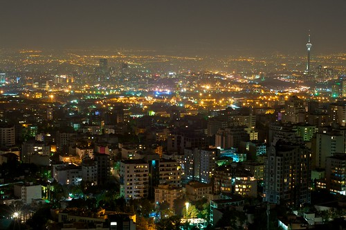 Here comes Tehran | by farrokhi