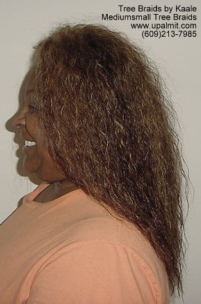 Wet And Wavy Weave Natural Hair