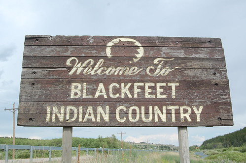 Blackfeet Indian Country | by WilliamMarlow