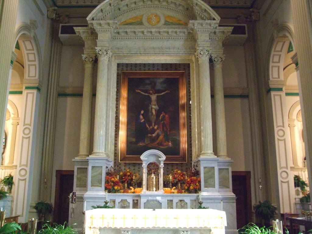 St Patrick Catholic Church Cumberland Md Flickr