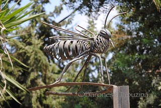 Bee sculpture 124 | by BaronessTapuzina
