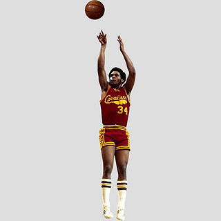 Austin Carr | by Cavs History