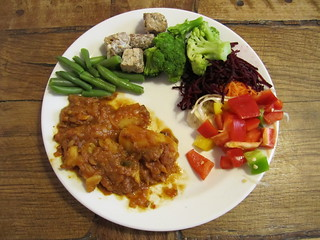 Country Life Lunch - John | by veganbackpacker