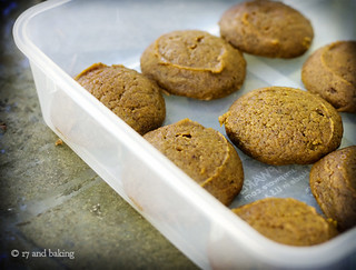Pumpkin Whoopie Pies | by Elissa @ 17 and Baking