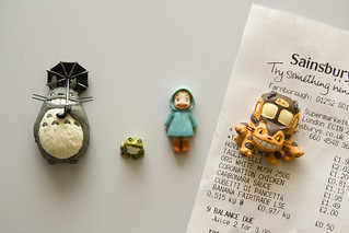 Totoro Fridge Magnets | by The Quiff Is Dead