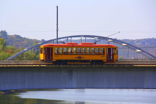 Little Rock Cable Car