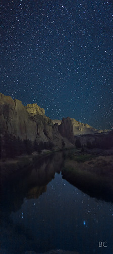Crooked River | by Ben Canales