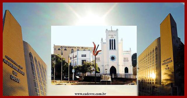 Assembleia de Deus CADEVRE