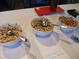 SFO Day 2: Various Pistachios | by swampkitty