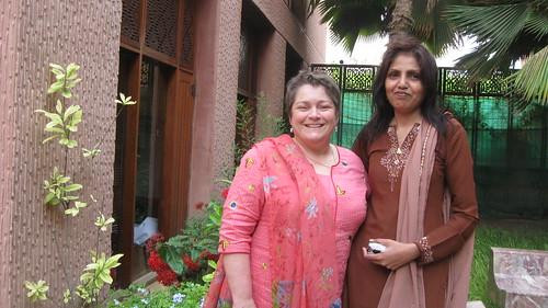 Wearing My New Shalwar Kameez Sarah Stewart Flickr