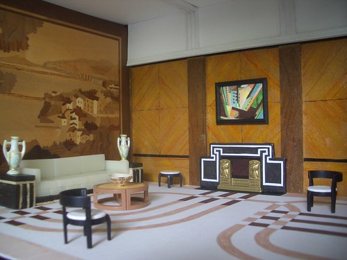 Grand art deco lounge flickr photo sharing - Foto deco lounge ...