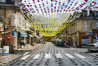 Street in Montignac - 1 | by Ben Heine