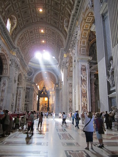 The Vatican | by veganbackpacker