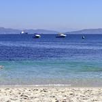 playa de Melide, Ons